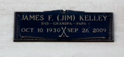 "James F ""Jim"" Kelley"