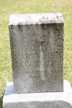Robert E. Lee Rorie
