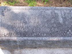 Levi L Conner