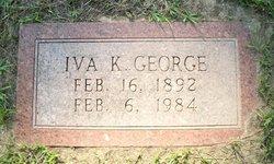 Iva May <I>Kyle</I> George