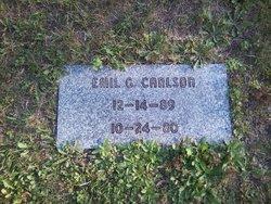 Emil G Carlson