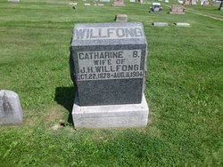 Catharine Bell <I>Maxwell</I> Willfong