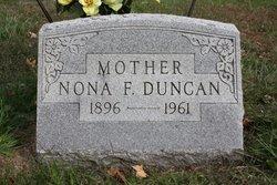 Nona Frances <I>Smith</I> Duncan