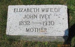 Elizabeth Ivey