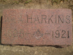 William A. Harkins