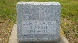 Joseph Casper Benhoff