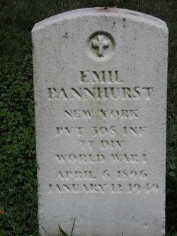 Emil Pannhurst