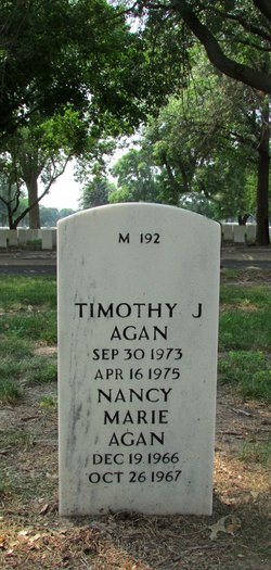Timothy J Agan