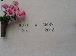 Rev Kurt William John Brink