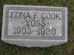 Edna Frances <I>Cook</I> Yoss