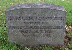 Caroline L <I>Cooley</I> Eveleth