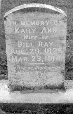Kary Ann Ray