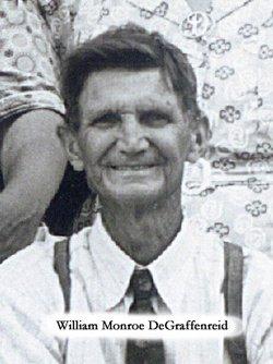 William Monroe DeGraffenreid