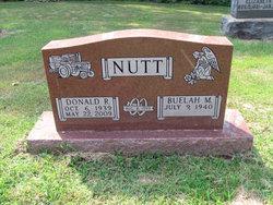 "Donald Raymond ""Don"" Nutt"