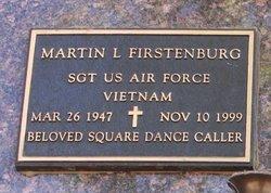 Martin Lloyd Firstenburg