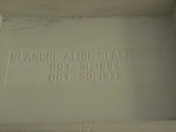 Blanche Aline Blakemore