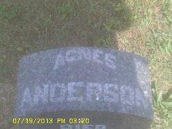 Agnes <I>Hunt</I> Anderson