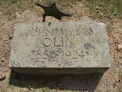 John Myers Olin