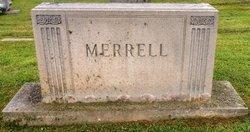 """Ellen Frances """"Fannie"""" <I>Sinclair</I> Merrell"""