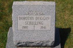 Dorothy <I>Dugan</I> Schilling