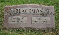 George William Blackmon