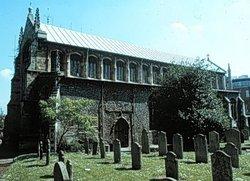 Saint Stephens Churchyard
