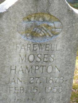 Moses Hampton