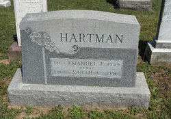 Emanuel Franklin Hartman