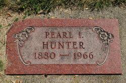 Pearl Ione <I>Galusha</I> Hunter