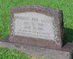Dorothy Ann <I>Morgan</I> Gatlin