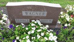 """Richard V """"Dick"""" Wagner"""