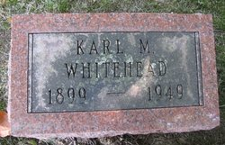 Karl M Whitehead
