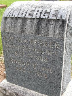 George H. Van Bergen