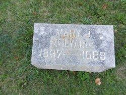 Mary Jane <I>Caldwell</I> McIlvaine