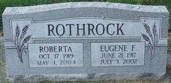 Eugene Franklin Rothrock