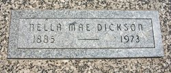 Nella Mae <I>Kerr</I> Dickson