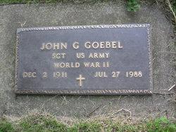 John G. Goebel