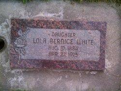 Lola Bernice White