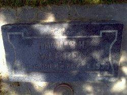 Thomas Henry Warren