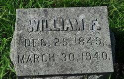 William Francis Potter