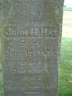 John H. May