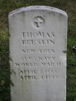 Thomas Breslin