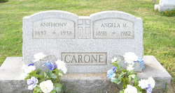 Angela M <I>Gianni</I> Carone