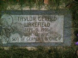 Taylor Gerald Wakefield