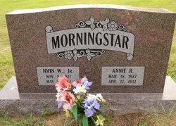 Annie <I>Ratliff</I> Morningstar