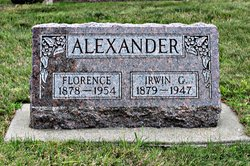 Florence <I>Taylor</I> Alexander