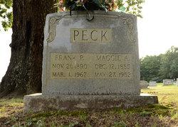 Frank Powell Peck