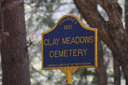 Clay Meadows Cemetery