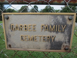 Garbee Family Cemetery