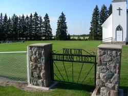 Dahlton Lutheran Church Cemetery